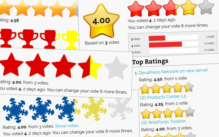 GD Rating System 5