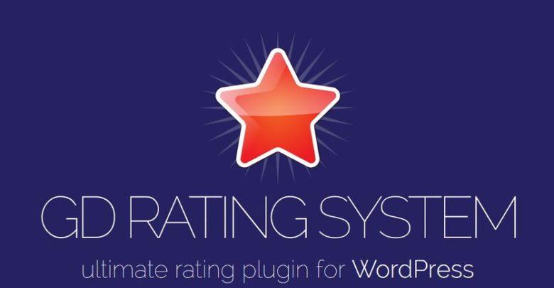 GD Rating System - ваш звездный плагин