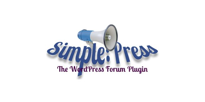 Simple Press - лучший форум для WordPress