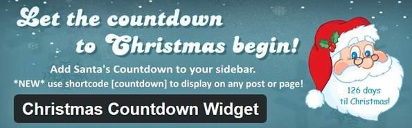 Новогодние плагины WordPress