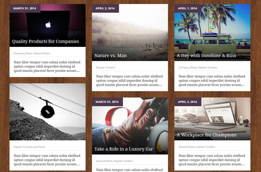 Essential Grid WordPress Plugin 2