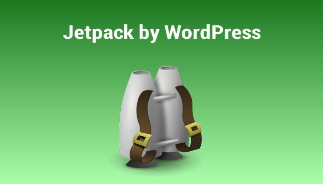 "Jetpack - ""реактивный ранец"" для WordPress"