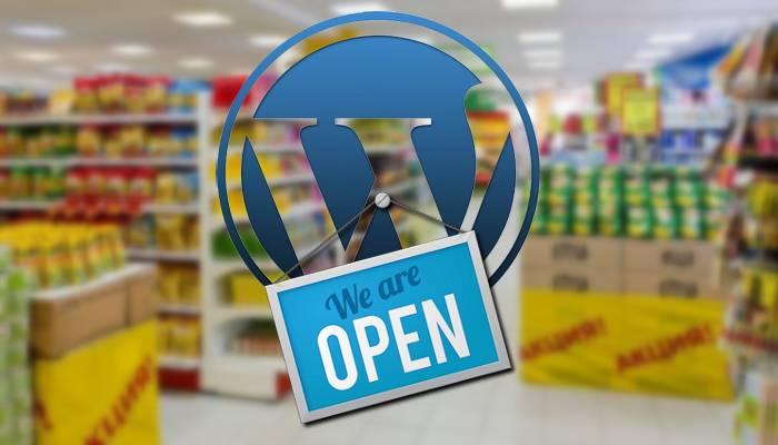 Как создать интернет магазин на WordPress?
