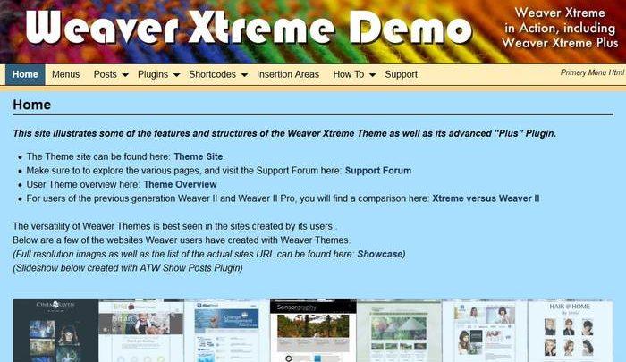 Xtreme - новая тема от Брюса Вемплера?