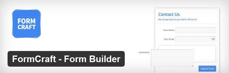 FormCraft - Form Builder