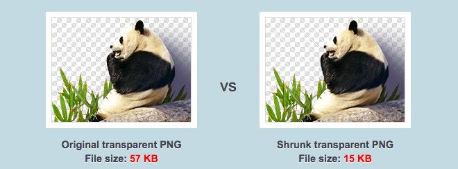 Большие успехи, достигнутые с TinyPNG при сжатии изображений