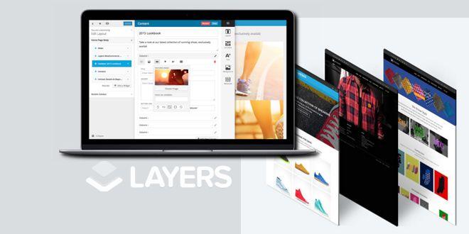 Конструктор сайтов на основе Layers WP