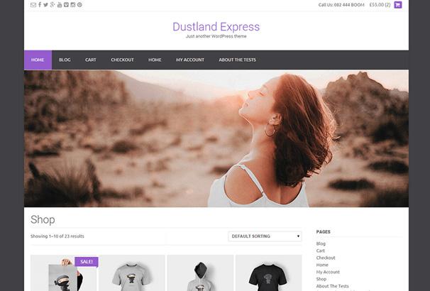 Dustland Express