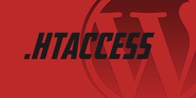 WordPress Htaccess - полезные советы