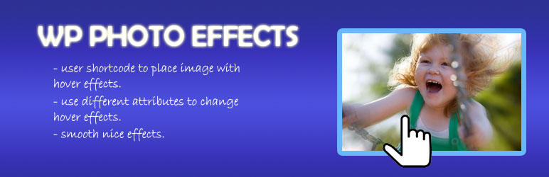 WP Photo Effects