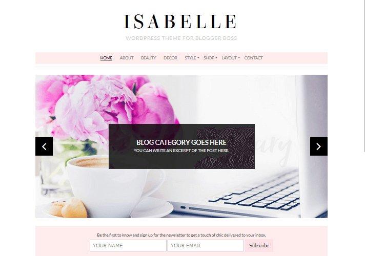 isabelle-feminine-wordpress-theme_1