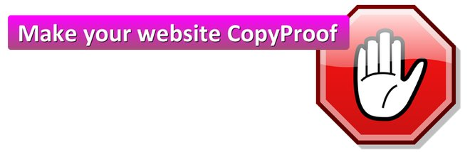 CopyProof Website
