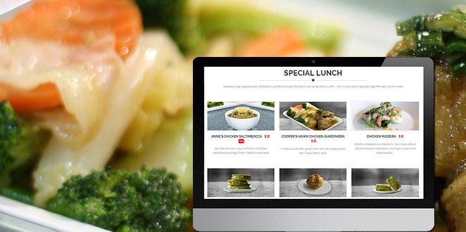 Плагины для сайта ресторана, пиццерии или кафе