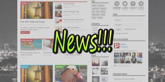 Шесть лучших новостных сайтов за март 2013