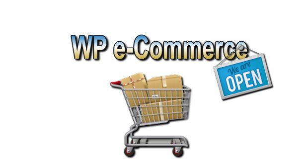 WP e-Commerce - интернет магазин для WordPress