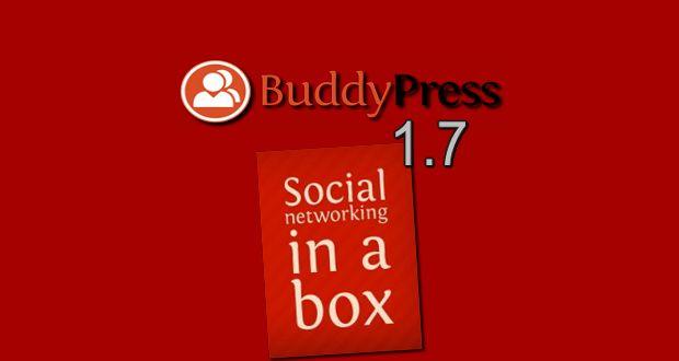 Обновление — BuddyPress 1.7 «Totonno»