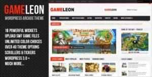 Создаем сайт для игр на WordPress