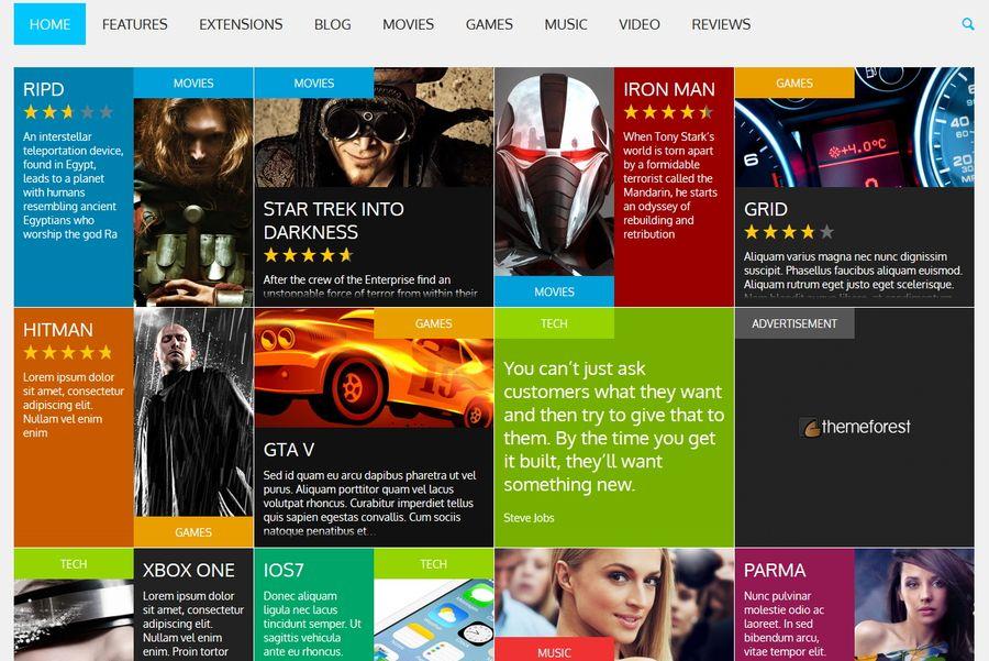 Премиум темы для WordPress