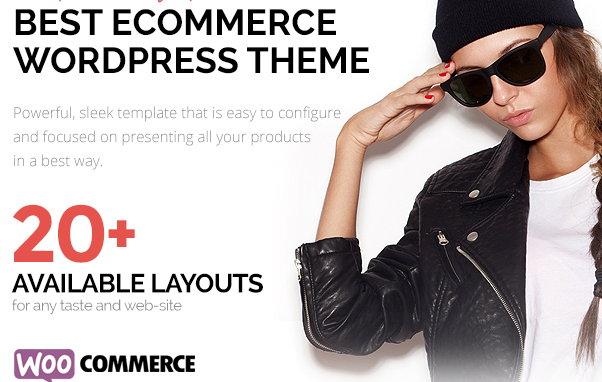 WooCommerce - лучшие премиум темы