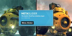 Слайдер для WordPress - Meta Slider