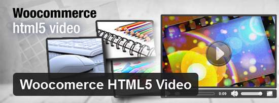 Woocomerce HTML5 Video