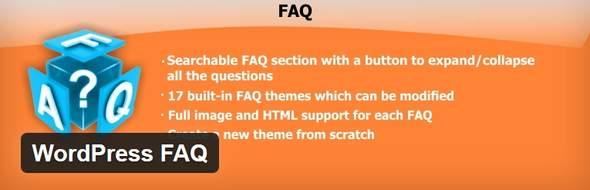 Лучшие FAQ плагины для WordPress