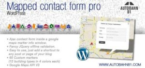 Mapped contact form