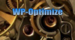 WP-Optimize - быстрая оптимизация сайта
