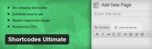 Shortcode Ultimate