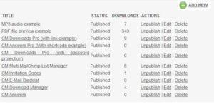 cm-downloads-user-dashboard