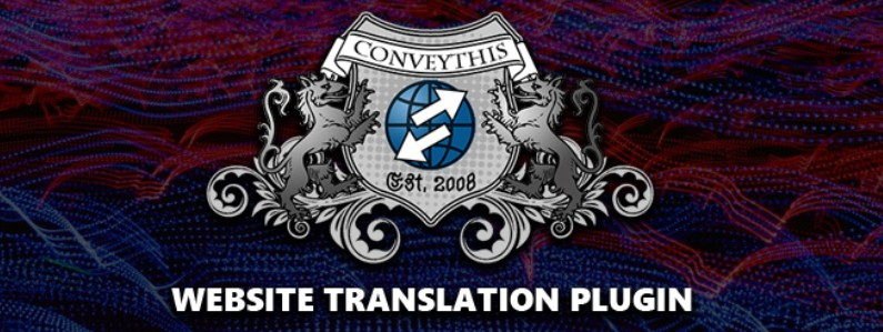 ConveyThis Translate