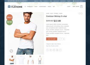 Flatsome - ваш премиум магазин на WordPress