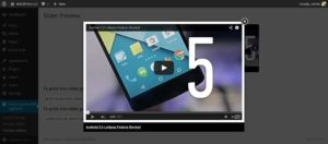 Responsive Video Gallery With Lightbox