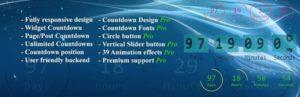 WordPress Countdown plugin