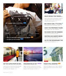 News, Magazine and Blog Elements for WordPress