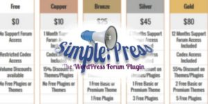 Simple Press Forum