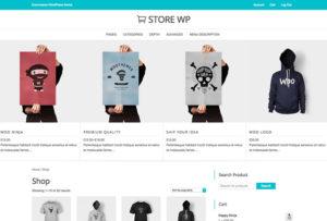 Store WP