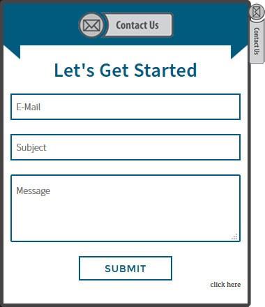 Contact Form Widget