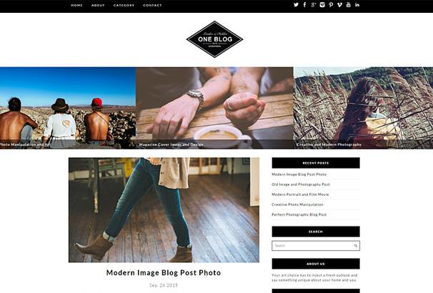 One Blog