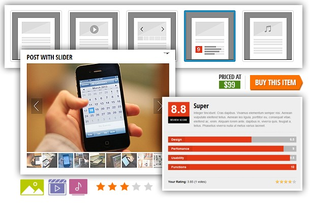 REHub - гибридная супер тема от Sizam Design