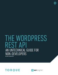 WordPress REST API 2