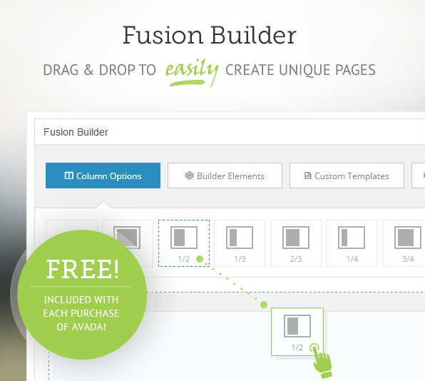 Avada - премиум тема