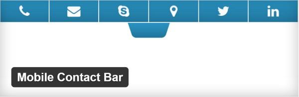 Mobile-Contact-Bar