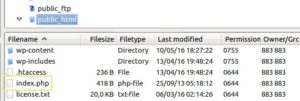 WordPress File and Directory Structure 2