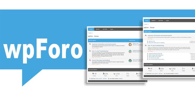 wpForo - новый форум с большими возможностями
