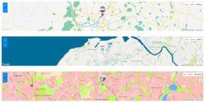 Лучшие плагины для вывода карт на сайте