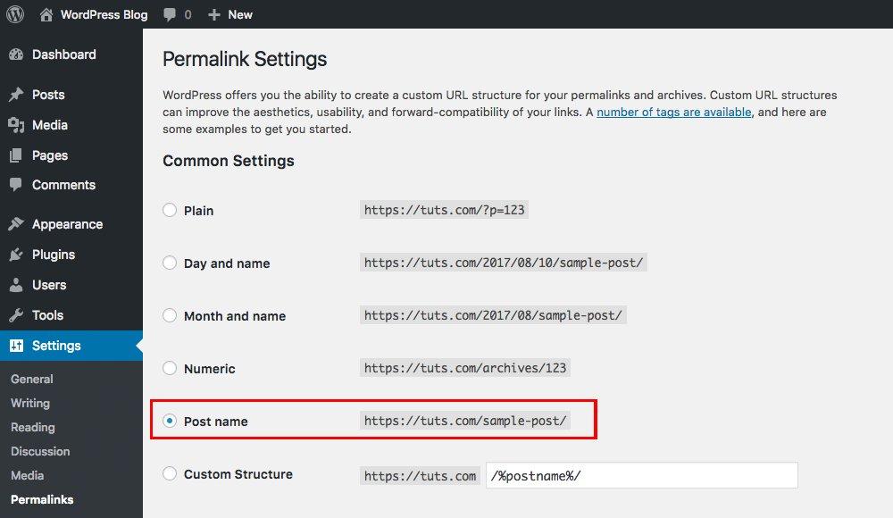 Решение проблемы уродливых URL