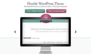 Flexible WordPress Theme