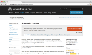 automatic-updater
