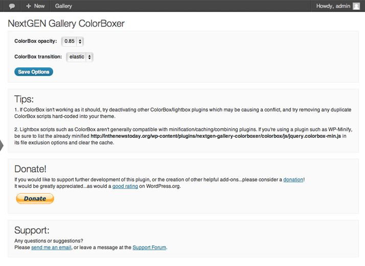nextgen-gallery-colorboxer